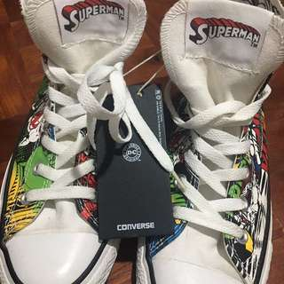 Converse all star chuck taylor DC comics