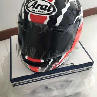 Original Arai Chaser V TT doohan