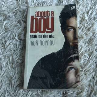 About A Boy - Nick Hornby