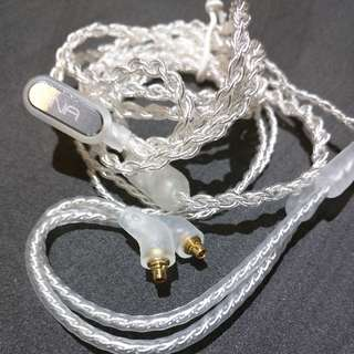 Ethos 5N CGOCC-A Silver Plated Earphone Cable