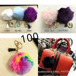 Fur ball accessory