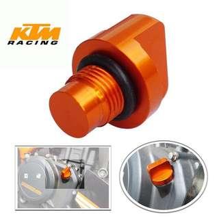 KTM Duke Oil Screw Cover