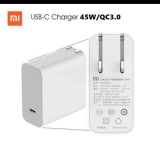 Xiaomi 45W USB-C Power Adapter (Original)