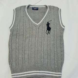 Polo Ori Vest Grey