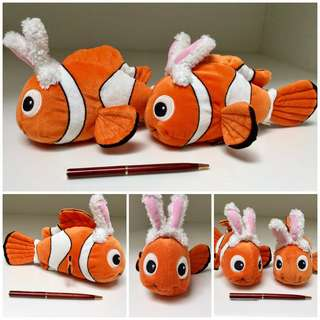 """A PAIR OF 9"""" NEMO - FREE WITH PURCHASE"""