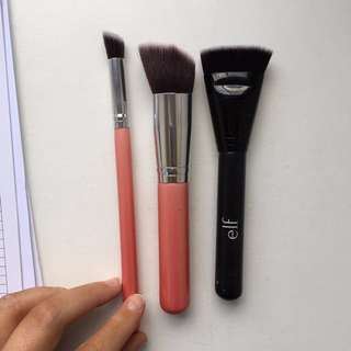 Makeup Brush Elf Contour