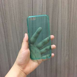 Mint transparent case