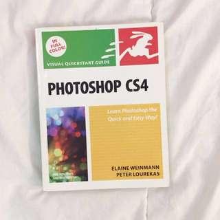 Photoshop cs4 book