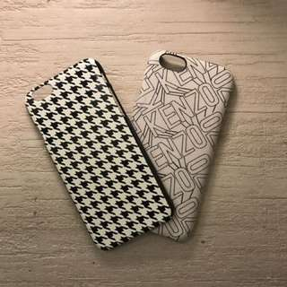 Houndstooth & Kenzo Iphone 6/6s Phone Case
