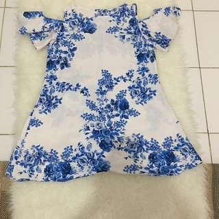 Dress Shanghai Flower