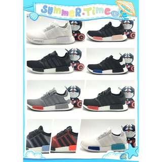 Adidas NMD Runner R1 RNR Boost 愛迪達 聖保羅 休閒鞋 運動鞋 慢跑鞋 透氣