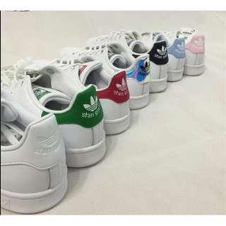多款可選 Adidas Originals Stan Smith Stansmith 史密斯 慢跑鞋  休閒鞋 男鞋