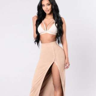 Fashion nova skirt brand new with tags