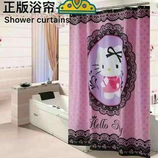 Hello Kitty Shower Curtain