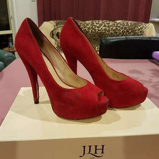 JLH for Sirens heels