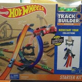 Hot Wheels Track Builder - Starter Kit
