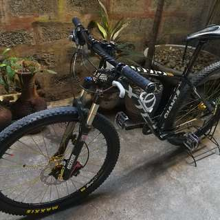Mountain bike - Giant XTC SLR 2 2015 M 17 27.5