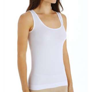 Unisex White seamless tank top (not the pic above, but same style)