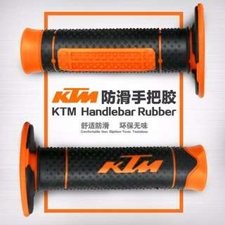 KTM Rubber Grips