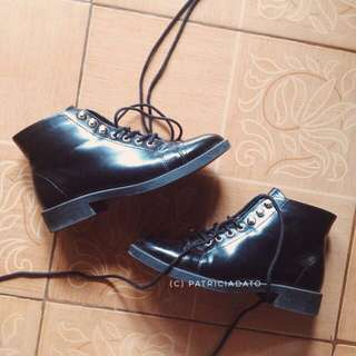 REPRICED Forever 21 Ankle Boots