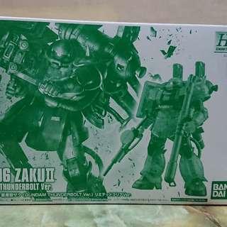 HG 1/144 Zaku II(Gundam THUNDERBOLT Ver. )