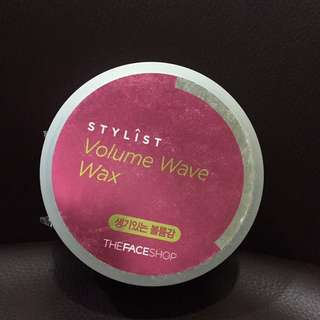 THE FACE SHOP Stylist Volume Wave Wax