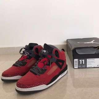 Nike Jordan spikes