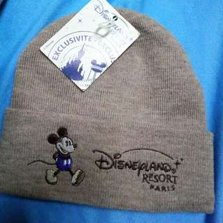WINTER DISNEY HAT