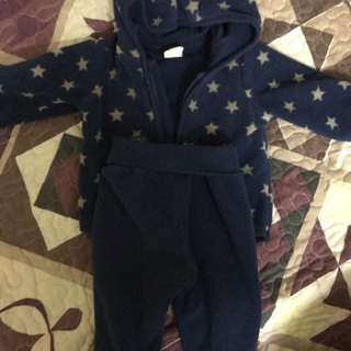 suit sweater for infant