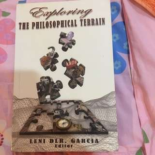 Exploring The Philosophical Terrain