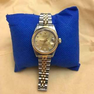 Rolex Oyster Perpetual Lady- Datejust 28