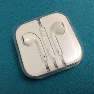 (NEW) Original Apple Earphones