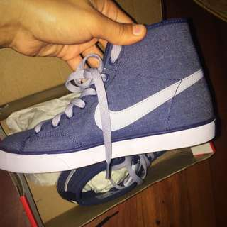 Nike High Top Shoes Sneakers