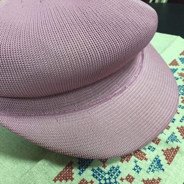 [二手]莓紫色軍用帽 #含運最划算