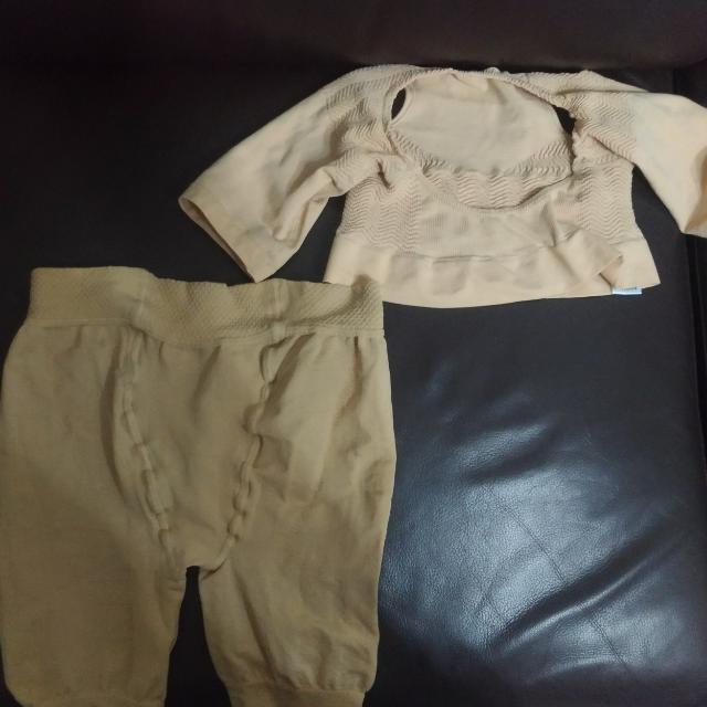 全新 塑衣塑褲 膚色 換物 轉轉來交換 交換最划算