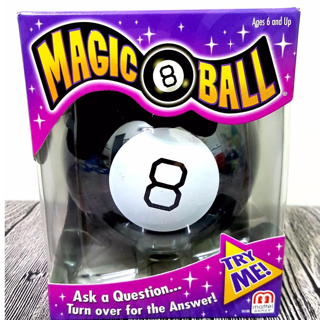 迪士尼 皮克斯 玩具總動員 神奇 魔法 八號球 8號球 占卜用