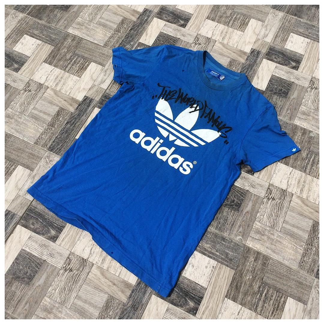 Adidas Trefoil Big Logo Shirt