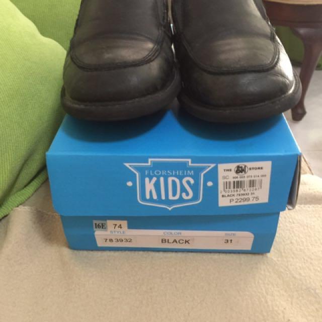 Authentic Florsheim Kids Shoes