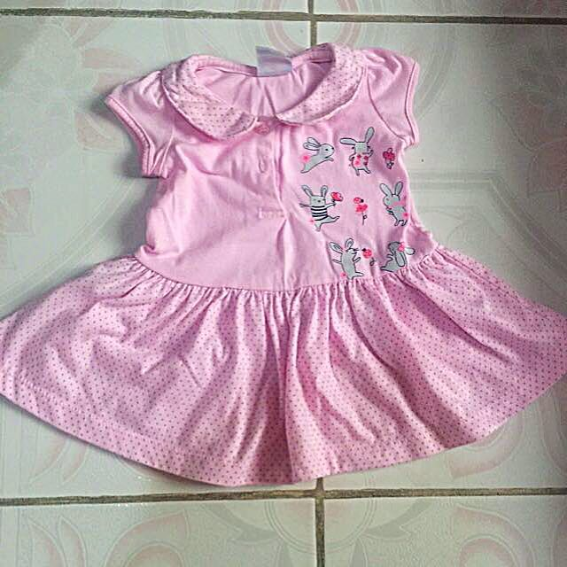 Baby Me Dress 3-6 Months Small