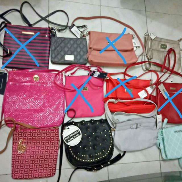 Bags for sale from US
