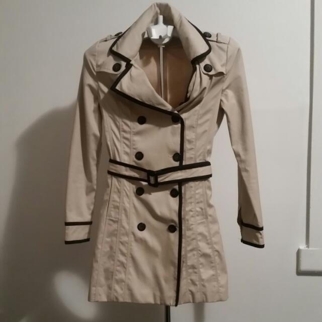 Bardot Trench Coat