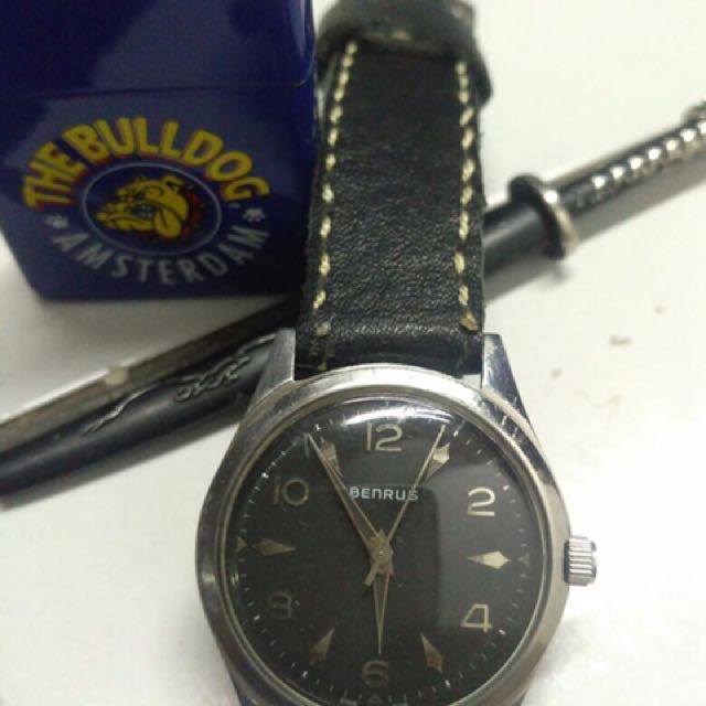 Benrus Watch