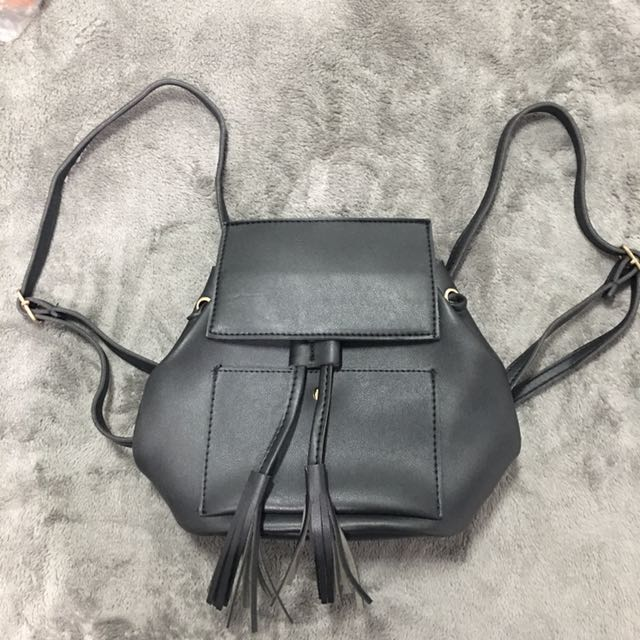Black Chic Backpack