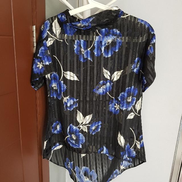 Blouse By Fashion Design