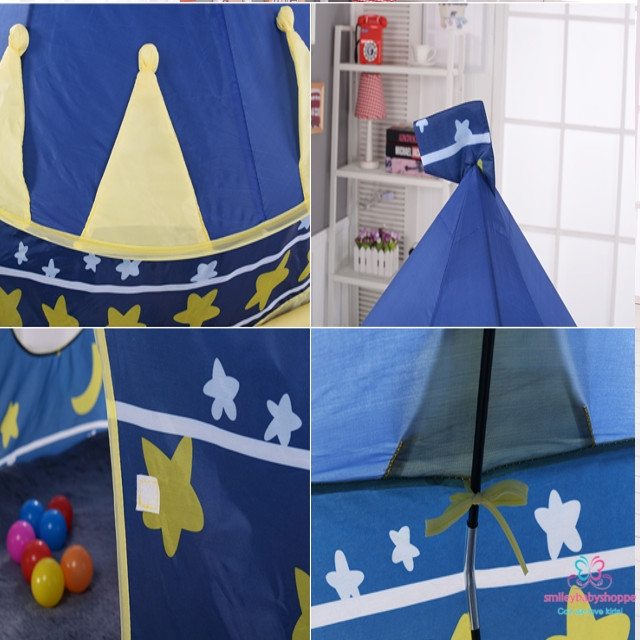 Castle Play Tent Kids Children Baby Boys Girls Room Decor Play Area Tent Decor Pretend Play Role Play Preorder Babies u0026 Kids Toys on Carousell & SALE @ $19.90!*Castle Play Tent Kids Children Baby Boys Girls Room ...