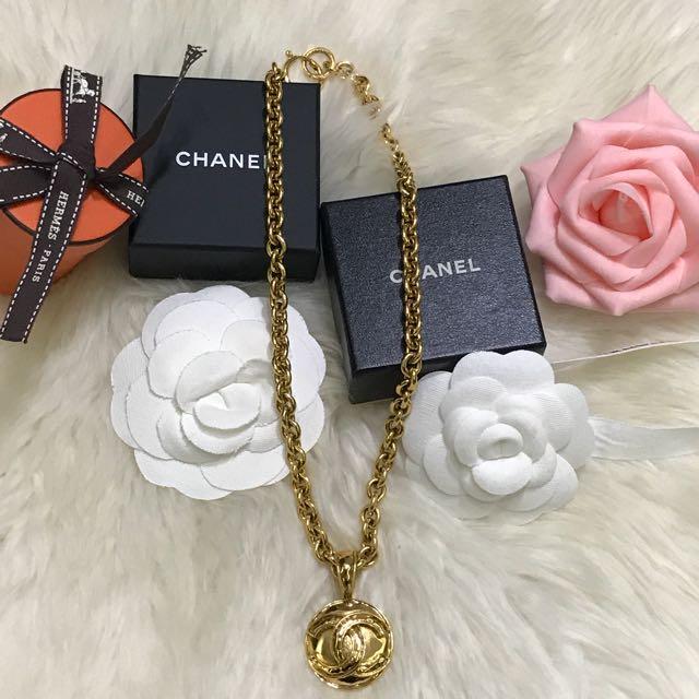 Chanel Vintage 項鍊