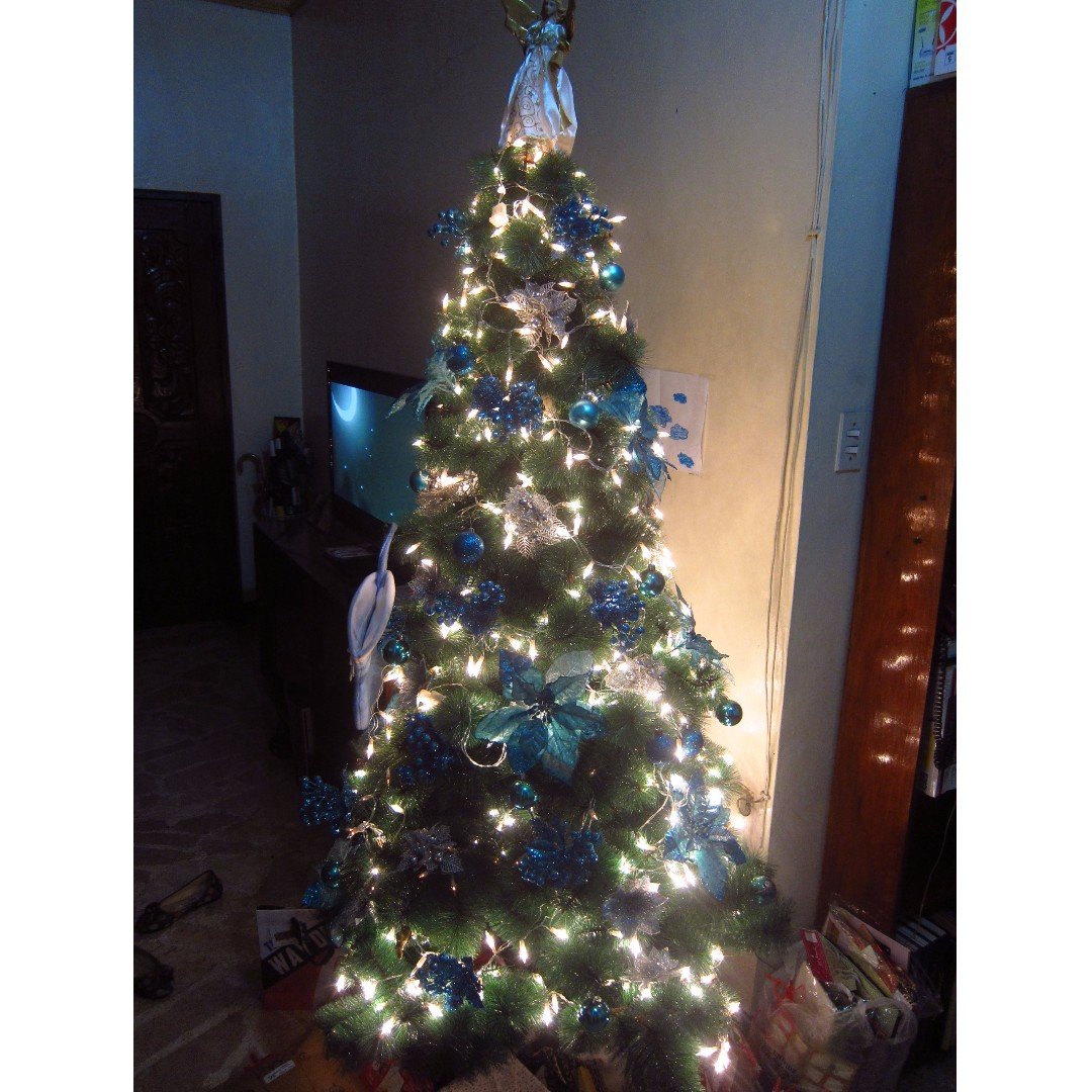 Christmas tree, green, 6 ft