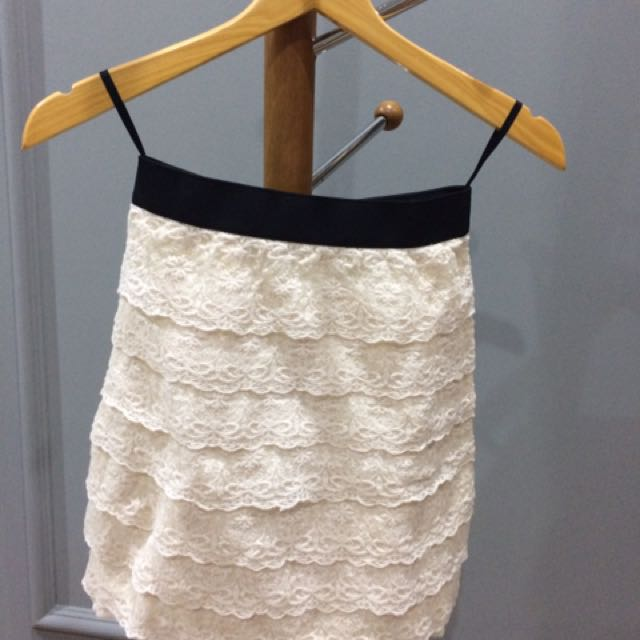 Ciel lacey skirt