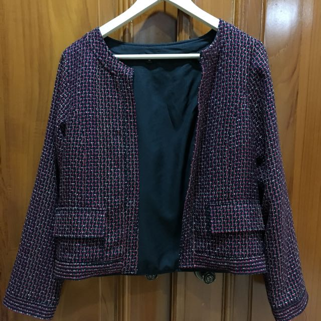 Cloth Inc Blazer