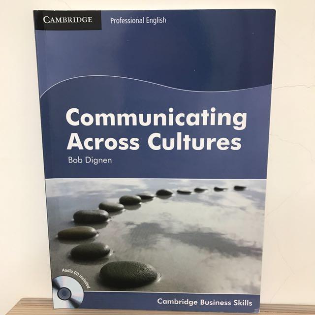 Communicating Across Culture跨文化溝通